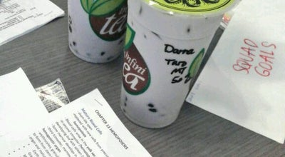 Photo of Cafe Infinitea at Capistrano - Montalban St., Cagayan de Oro City 9000, Philippines