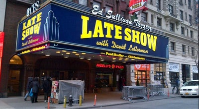Photo of TV Station Late Show with David Letterman at 1697 Broadway, New York, NY 10019, United States