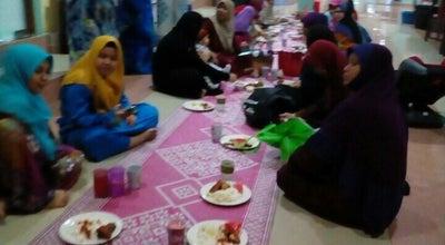 Photo of Mosque Masjid Jamek Rasah at Jalan Rasah, Seremban, Malaysia