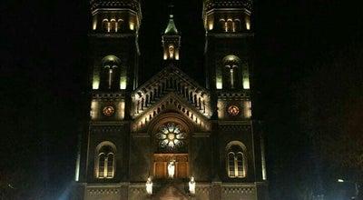 Photo of Church Biserica Millennium at Strada Episcop Alexandru Bonnaz, Timisoara, Romania