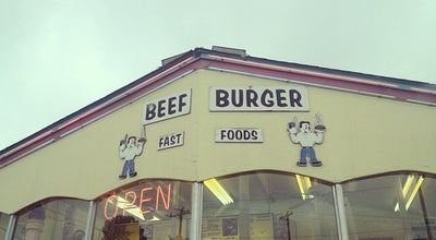 Photo of Burger Joint Beef Burger at 1040 W Lee St, Greensboro, NC 27403, United States