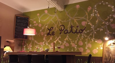 Photo of French Restaurant Le Patio at 16 Rue Victor Leydet, Aix-en-Provence 13100, France