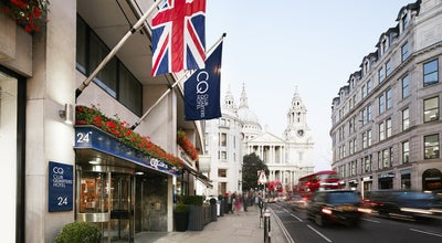 Photo of Hotel Club Quarters Hotel, St. Paul's at 24 Ludgate Hill, London EC4M 7DR, United Kingdom