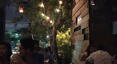 Photo of Cocktail Bar Nebrina Gin & Cocina at Nader, Cancún, Mexico