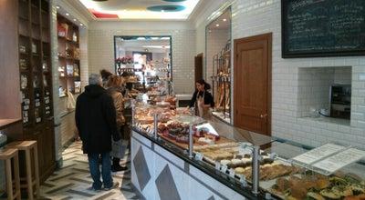 Photo of Bakery Gontran Cherrier at 22 Rue Caulaincourt, Paris 75018, France