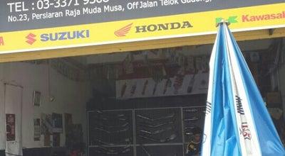 Photo of Motorcycle Shop Engg Tatt Vest Motor Parts Sdn Bhd at Persiaran Raja Muda Musa, Pelabuhan Klang 41100, Malaysia