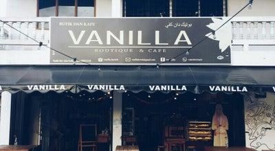 Photo of Dessert Shop Vanilla Butik & Kafe at Malaysia