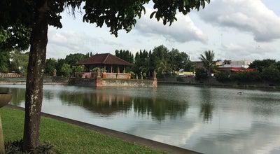 Photo of Park Mayura Water Park at Jalan Selaparang Cakranegara, Mataram, Indonesia
