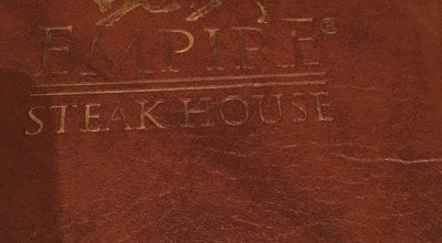 Photo of Bar Empire Steak House 54th Street at 237 West 54 Th Street, New York, NY 10019, United States
