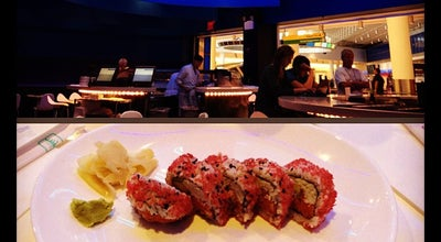 Photo of Sushi Restaurant Deep Blue at Terminal 5, Jamaica, NY 11430, United States