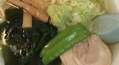 Photo of Ramen / Noodle House らーめん めん一 at 葉鹿町750-1, Ashikaga, Japan