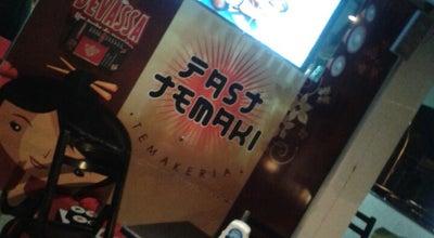 Photo of Sushi Restaurant Fast Temaki at Av Mario Ypiranga, Manaus, Brazil