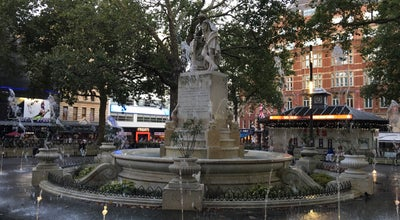 Photo of Garden Leicester Square Garden at Leicester Square, London WC2H 7DE, United Kingdom