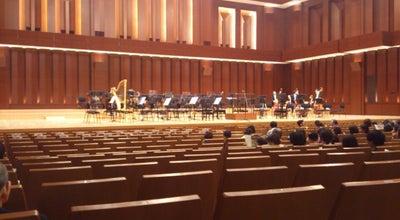 Photo of Concert Hall 福岡シンフォニーホール / Fukuoka Symphony Hall at 中央区天神1-1-1, 福岡市 810-0001, Japan