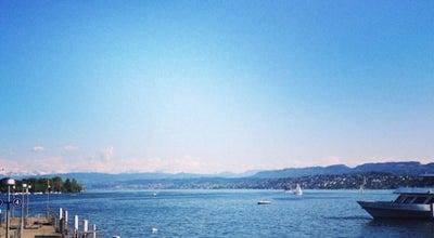 Photo of Lake Zürichsee at Zürichsee, Zürich, Switzerland