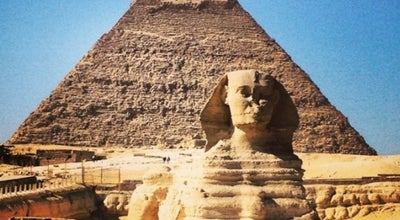 Photo of Historic Site Great Sphinx of Giza | تمثال أبو الهول at Al Ahram, Giza, Egypt