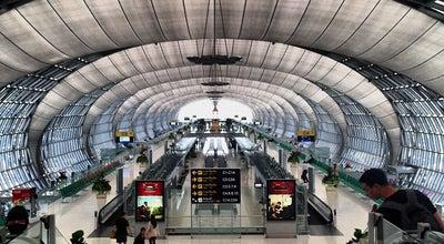 Photo of Airport Suvarnabhumi Airport (BKK) ท่าอากาศยานสุวรรณภูมิ at 999 Moo 1 Bang Na-trat Rd, Bang Phli 10540, Thailand