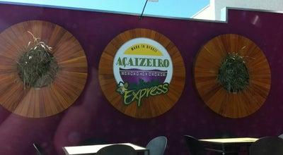 Photo of Acai House Açaizeiro Express at Av. Bento De Abreu, Araraquara, Brazil
