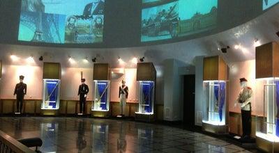 Photo of Museum Музейно-выставочный комплекс стрелкового оружия им. М. Т. Калашникова at Ул. Бородина, 19, Ижевск 426057, Russia