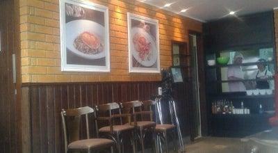 Photo of Middle Eastern Restaurant Arais do Carlinhos at R. Correia De Melo, 103, São Paulo 01123-020, Brazil