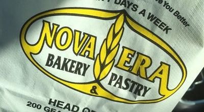 Photo of Cafe Nova Era Bakery at 1995 Salem Rd. North, Ajax, On, Canada