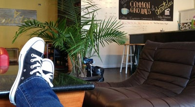 Photo of Coffee Shop Common Grounds at 602 S Elam Ave, Greensboro, NC 27403, United States