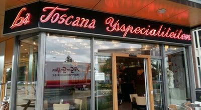 Photo of Ice Cream Shop Ijssalon La Toscana at Insulindelaan, Eindhoven 5613, Netherlands
