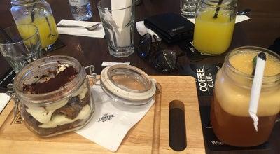 Photo of Coffee Shop The Coffee Club at Yas Mall, Abu Dhabi, United Arab Emirates