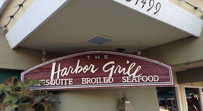 Photo of Seafood Restaurant The Harbor Grill at 34499 Golden Lantern St, Dana Point, CA 92629, United States