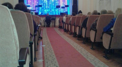 Photo of Concert Hall Дворец культуры УМВД at Ул. Большая Морская, 58, Mykolayiv 54001, Ukraine