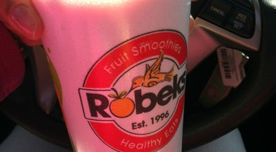 Photo of Smoothie Shop Robeks Fresh Juices & Smoothies at 2061 Black Rock Tpke, Fairfield, CT 06825, United States