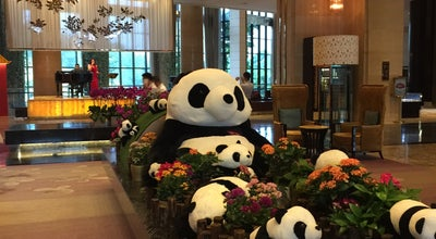 Photo of Hotel Crowne Plaza Chengdu Panda Garden at Poly Park 198, Chengdu 610503, China