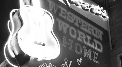 Photo of Bar Robert's Western World at 416 Broadway, Nashville, TN 37203, United States