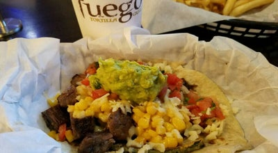 Photo of Mexican Restaurant Fuego Tortilla Grill at 913 N Interstate 35, San Marcos, TX 78666, United States