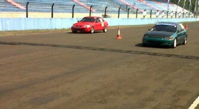 "Photo of Racetrack Kenjeran Drag Circuit ""SDC 201"" at Indonesia"