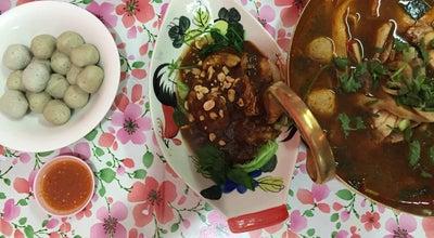 Photo of Ramen / Noodle House ร้านก๋วยเตี๋ยวเจ๊รมณ์ at Tha Wang, Thailand