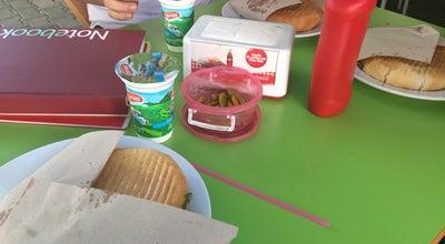 Photo of Burger Joint Şahin Cafe at Cuma Pazarı, Turkey