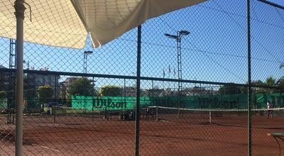 Photo of Tennis Court Manavgat Tenis Ihtisas Kulübü at Manavgat Irmak Kenarı, Turkey