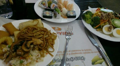 Photo of Asian Restaurant Restaurante wok ying at C/andalucia, Palencia, Spain