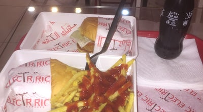 Photo of Burger Joint ELECTRIC BURGER at Kuwait