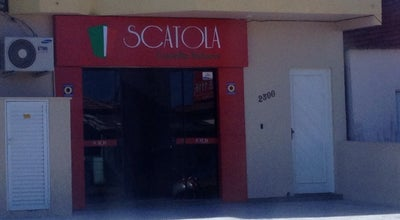 Photo of Italian Restaurant Scatola at Av. Pedro Zapellini, 2300, Tubarão 88701-480, Brazil