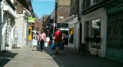 Photo of Flea Market Camden Passage at Islington N1 8EA, United Kingdom