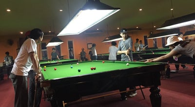 Photo of Pool Hall Pro House Snooker Club at Thailand