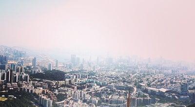 Photo of Mountain Beacon Hill at Beacon Hill, Hong Kong