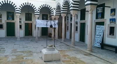 Photo of Historic Site Médersa Slimania | المدرسة السليمانية at 13, Rue Médersa Slimaniya, Tourbet El Bey, La Médina, Tunis, Tunisia