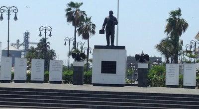 Photo of Park Plaza de la Republica at Marina Mercante Esq. Juarez, Veracruz 91700, Mexico
