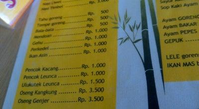 Photo of Asian Restaurant Warung Bambu at Ruko Intan Bisnis Centre, Garut, Indonesia