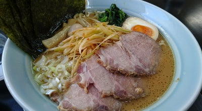 Photo of Ramen / Noodle House 横浜ラーメン ちとせ家 at 類家4丁目1-5, 八戸市 031-0001, Japan