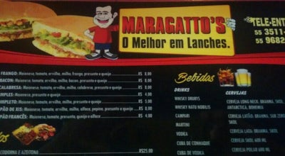 Photo of Diner Maragatto's Lanches at Brazil