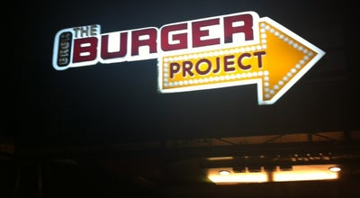 Photo of Burger Joint BRGR: The Burger Project at Maginhawa St, Teachers Village, Quezon City, Philippines
